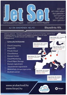Jet Set Magazin 2016/34.